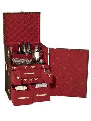 Louis Vuitton portable mini bar